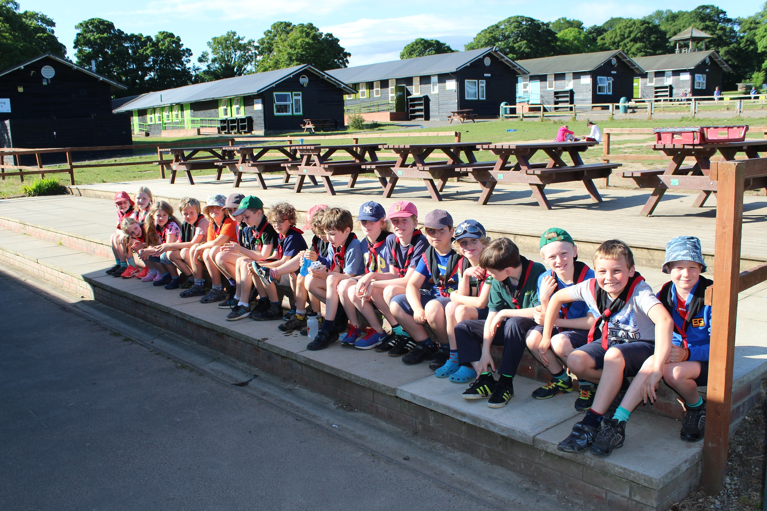 district camp at kingswood activity centre